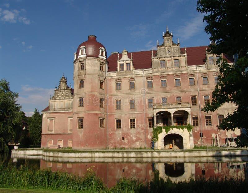 Schloss Muskau fotografia stock