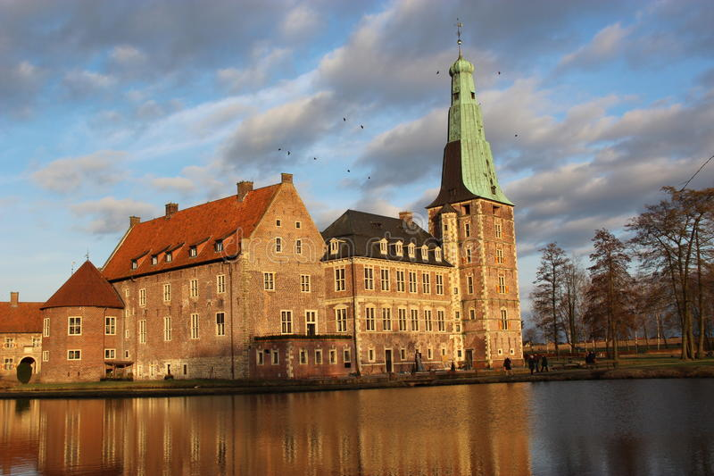 Download Schloss Raesfeld Stock Image - Image: 23911671
