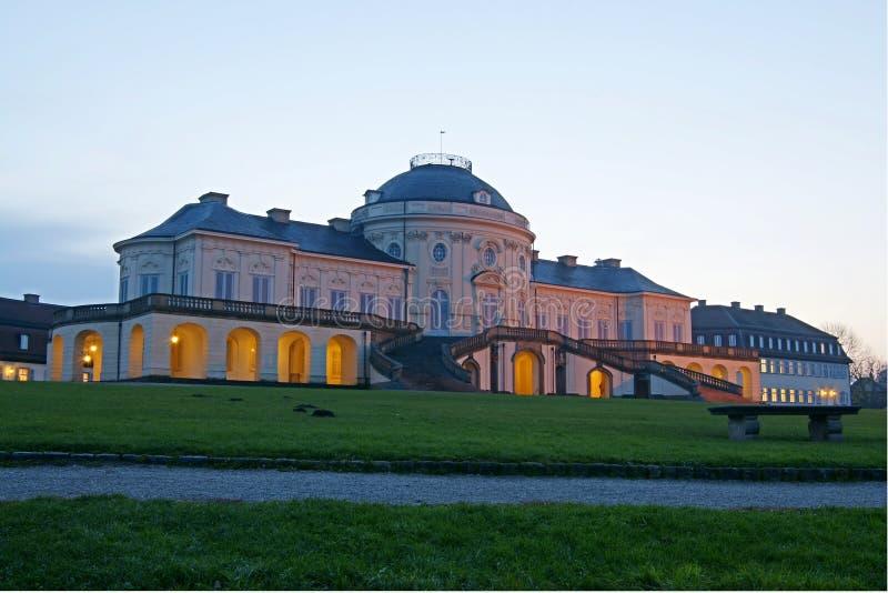 Download Schloss Solitude, Baden-Wuerttemberg Stock Photo - Image: 7206966