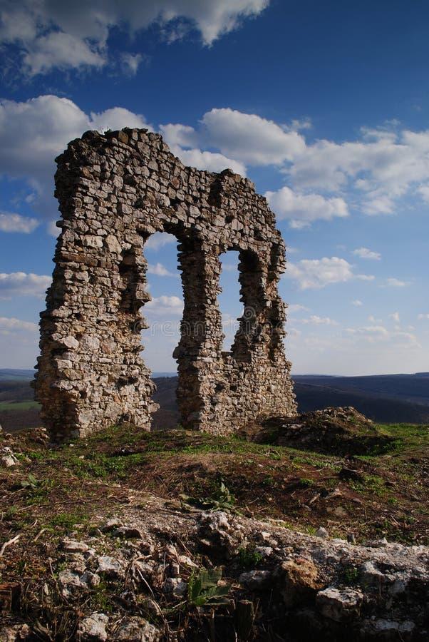 Schloss von CsÅvà ¡ r/IV lizenzfreie stockfotos
