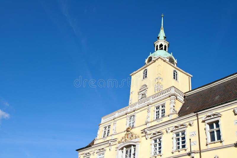Schloss von Oldenburg, Deutschland stockfotos