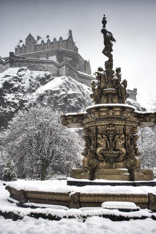 Schloss von Prinzessinstraße 2 stockfotografie