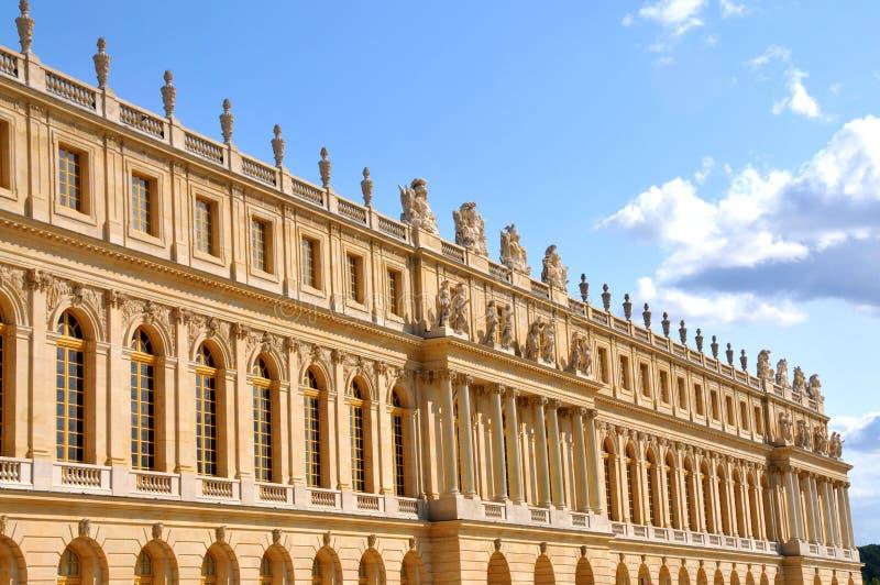 Schloss von Versailles - 03 lizenzfreie stockfotografie