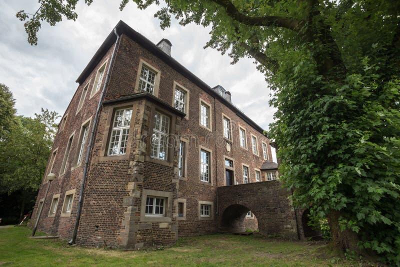 Schloss vondern Deutschland lizenzfreie stockfotografie