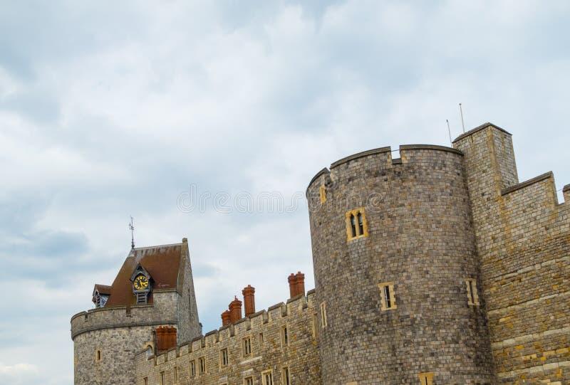 Schloss Windsor England Famours Great Britain photo libre de droits