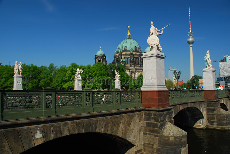 schlossbr Германии cke berlin стоковое фото rf