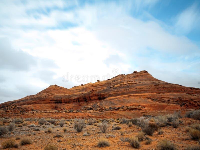 Schlucht-Schlucht in Arizona stockfotos