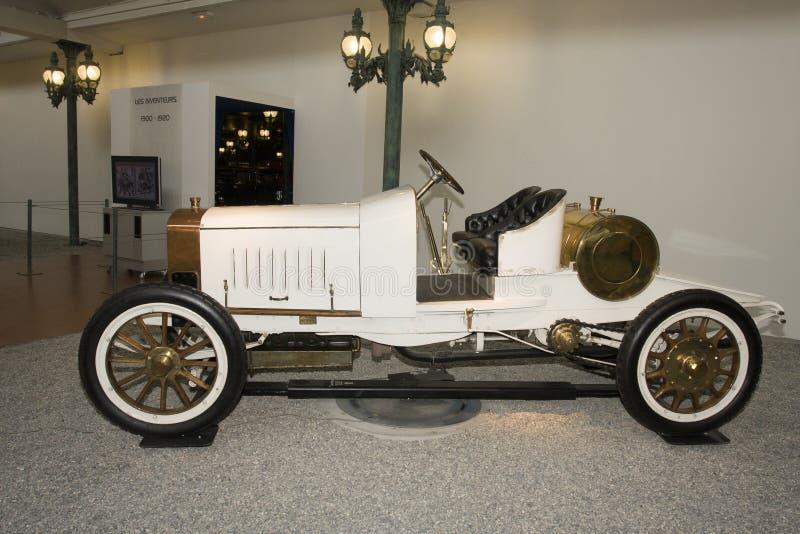 Schlumpf Car Collection, at Cité de l`Automobile National Museum in Mulhouse, Alasace France. La. Mulhouse, France 10 -15-2018. Schlumpf Car Collection, at stock photography