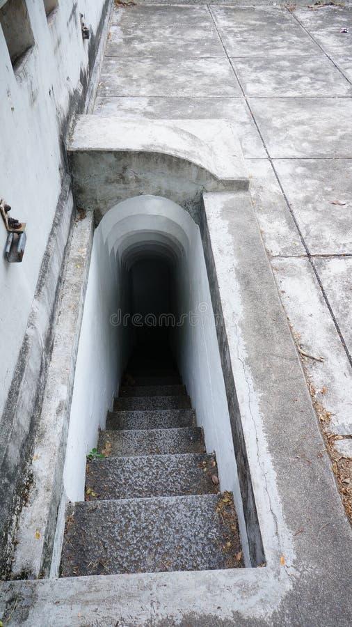 Schmale Treppe 02 lizenzfreie stockbilder