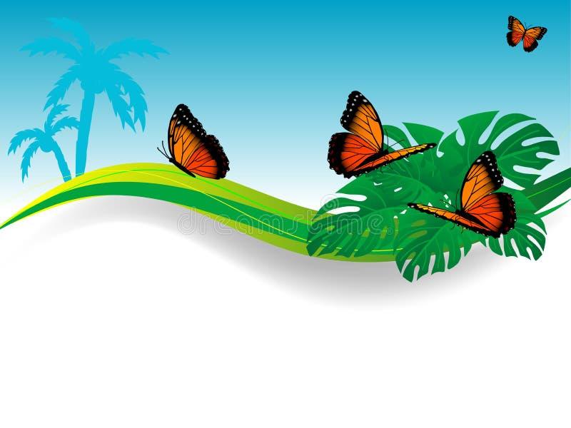 Schmetterlinge lizenzfreie abbildung
