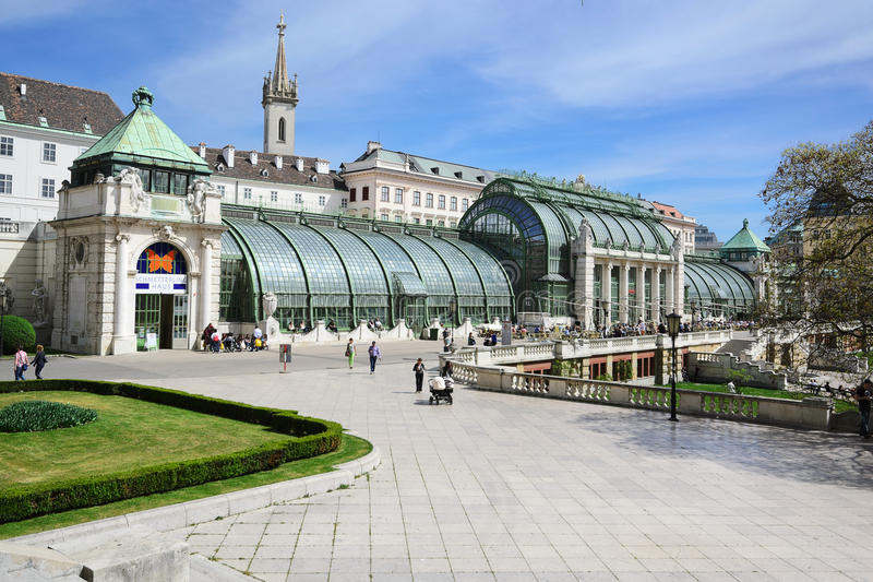 Schmetterlinghaus στοκ φωτογραφίες με δικαίωμα ελεύθερης χρήσης