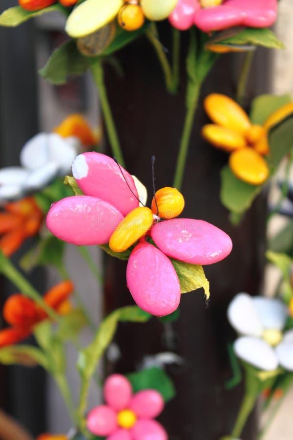 Schmetterlingskonfekte lizenzfreie stockfotografie