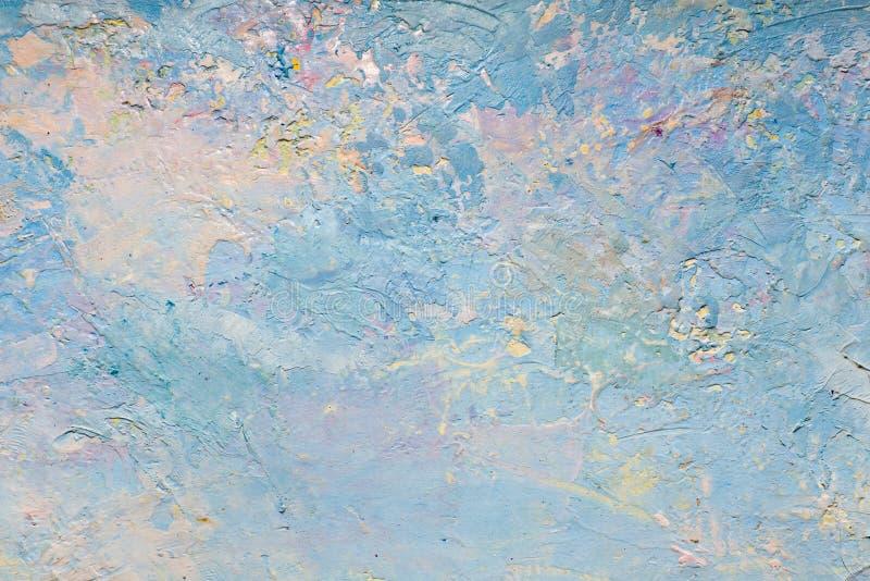Schmieröl abstrakt gemalt lizenzfreie stockfotos