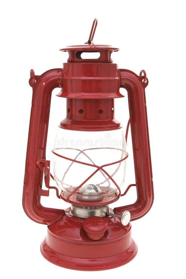 Schmieröl-Lampe stockbild