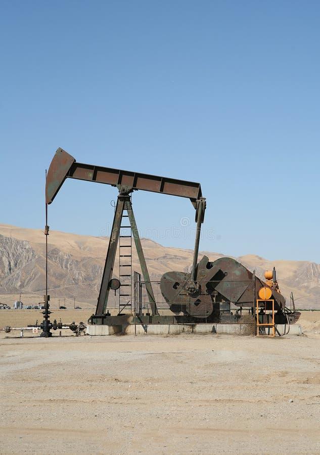 Schmieröl-Pumpe lizenzfreie stockbilder