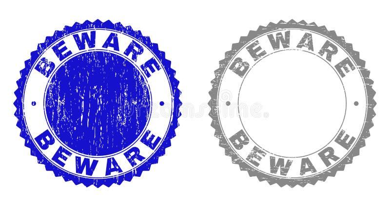 Schmutz PASST maserte Stempelsiegel auf lizenzfreie abbildung