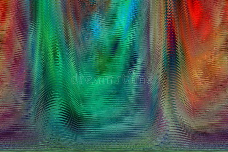 Schmutz-, raue oder Retro-Illustrationshintergrundzusammenfassung, überlagerte Filtereffektbeschaffenheit Design, Abdeckung, gene vektor abbildung