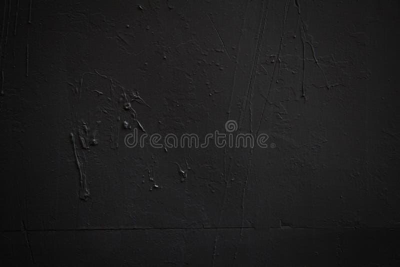 Schmutz-schwarzer Hintergrund stockfotografie