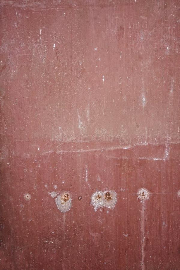 Schmutz verrostete Metallbeschaffenheit, Rost und oxidierter Metallhintergrund Alte Metalleisenplatte stockfoto
