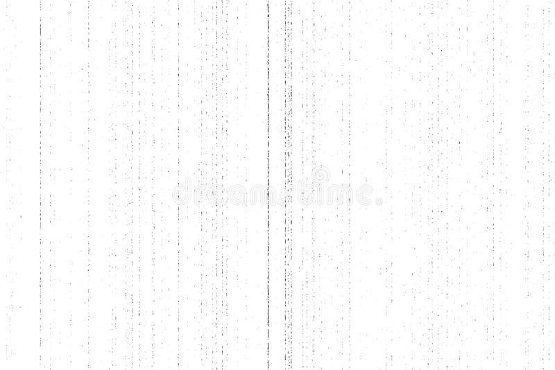 Schmutzige Fotokopienbeschaffenheit des Schmutzes Vektorillustration, vertikale Streifen stock abbildung