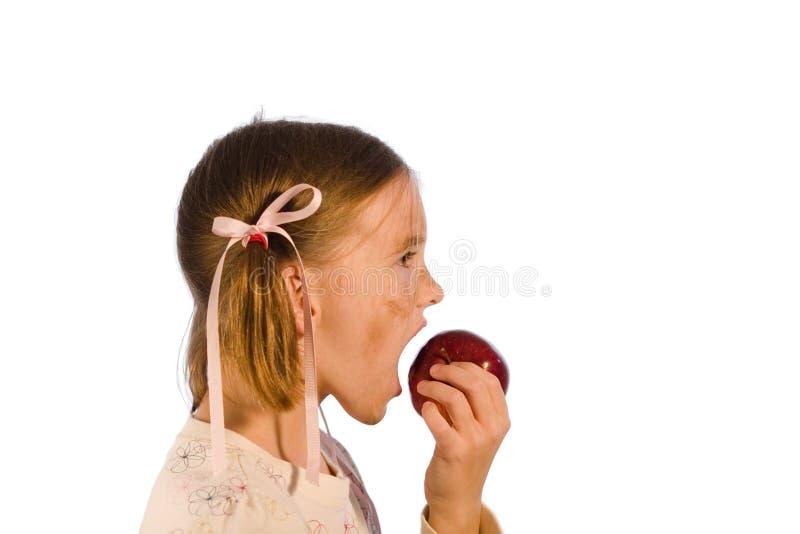 Schmutzige Kind-Serie stockbild