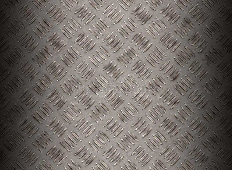 Schmutziger Metallhintergrund stockfotos
