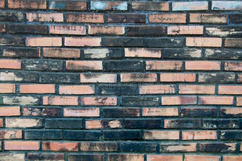 Schmutziger Sandsteinblock-Wandhintergrund stockbilder