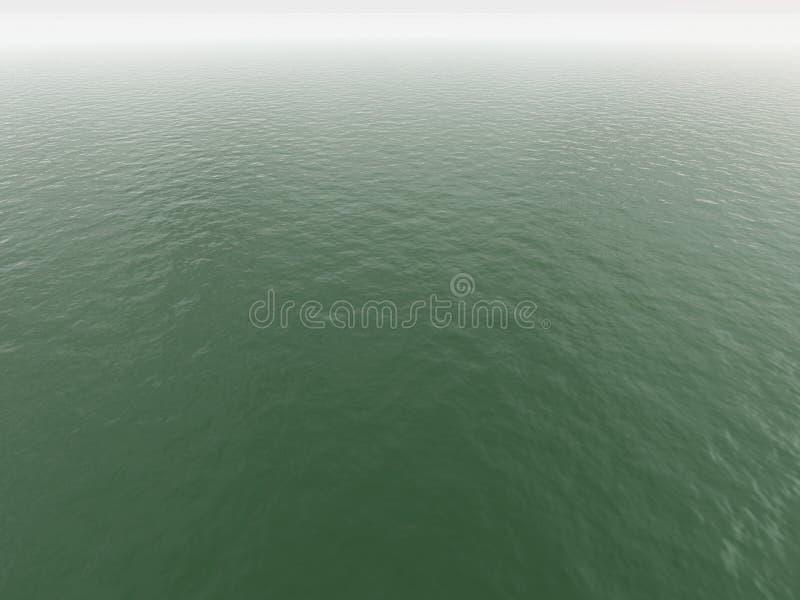 Schmutziges Wasser lizenzfreies stockbild