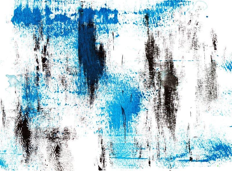 Schmutzmalereihintergrund stockfotografie