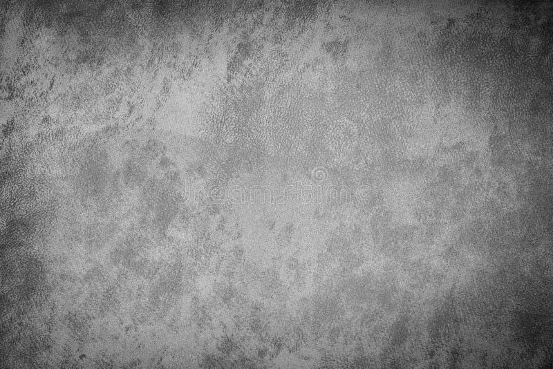 Schmutzschwarzweiss-Beschaffenheits-Segeltuchgewebe vektor abbildung