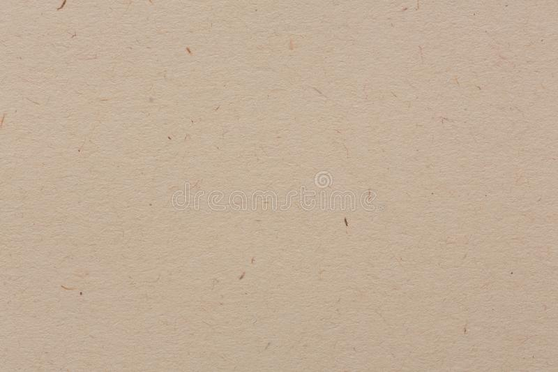 Schmutzweinlesebeige Papierbeschaffenheit, Hintergrund auf Makro stockbilder