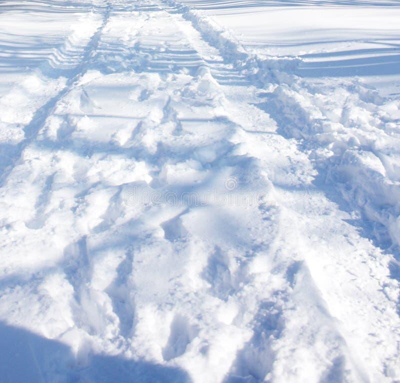 Schnee lizenzfreies stockbild