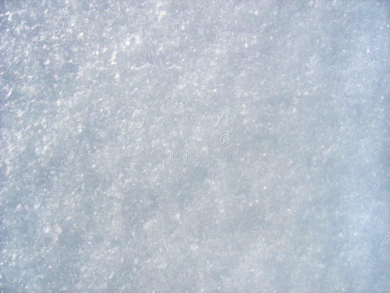 Schnee backgroung stockfotografie