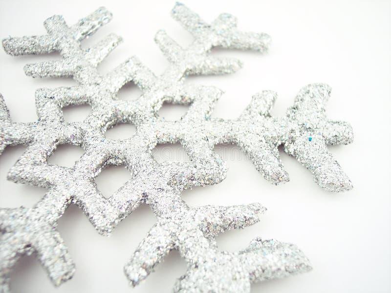 Schneeflocke 2 stockbild