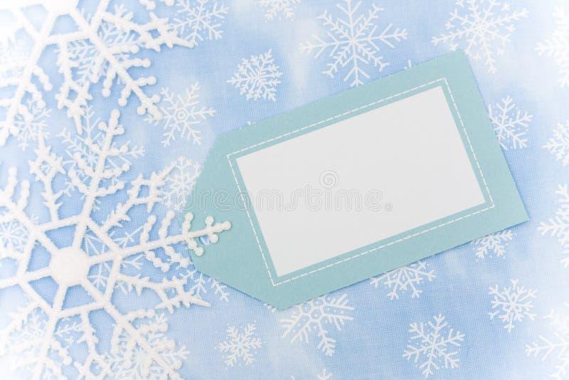 Schneeflocke-Rand stockbilder