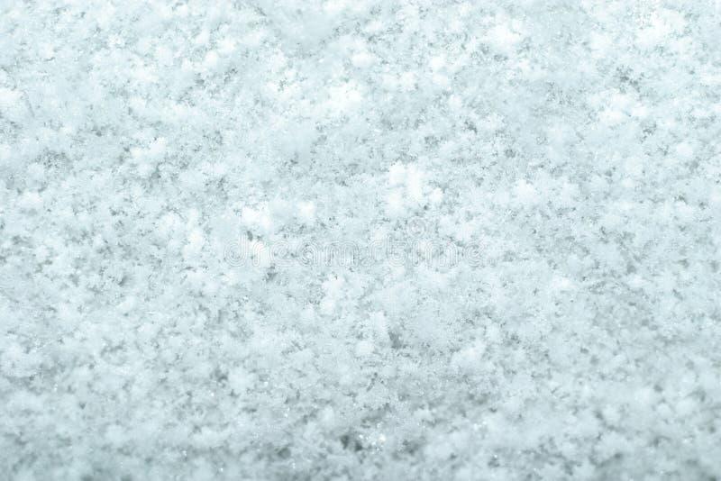 Schneehintergrund lizenzfreie stockfotos