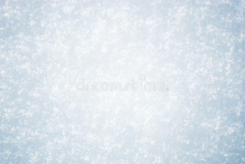 Schneehintergrund lizenzfreies stockbild