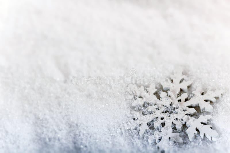 Download Schneehintergrund stockfoto. Bild von element, schneeflocke - 27729822