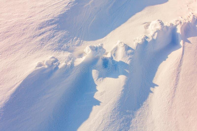 Schneekurvenmuster maserte Snowboardingkonzept Blau, Vorstand, Kostgänger, Einstieg, Übung, Extrem, Spaß, Drachen, kiteboard, kit stockbilder