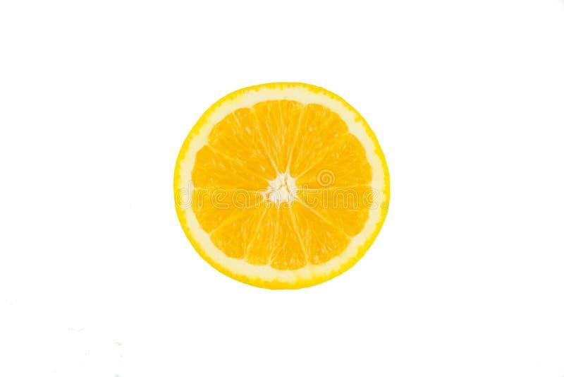 Schneiden Sie Orange stockbilder