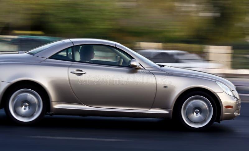 Schnelle Autos stockbild. Bild von auto, rennen, luxus - 21845945