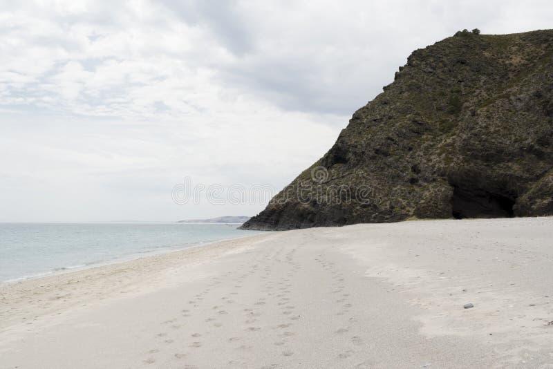 Schnelle Bucht-Höhle, Süd-Australien lizenzfreies stockfoto