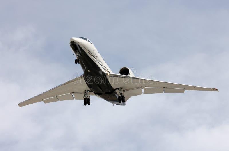 Schneller Jet lizenzfreies stockbild