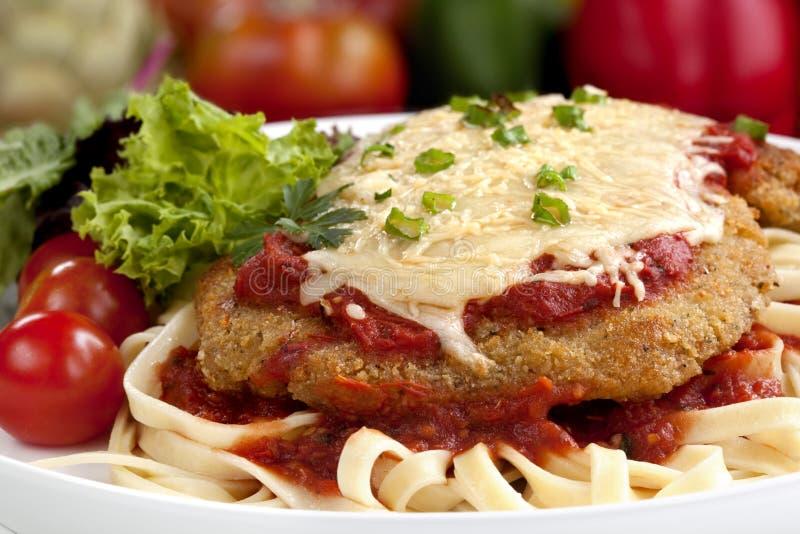 Schnitzel di Weiner fotografie stock