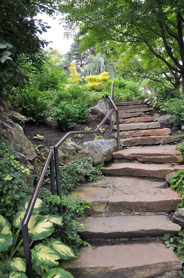 Download Schodka kamień zdjęcie stock. Obraz złożonej z park, kamienisty - 10837914