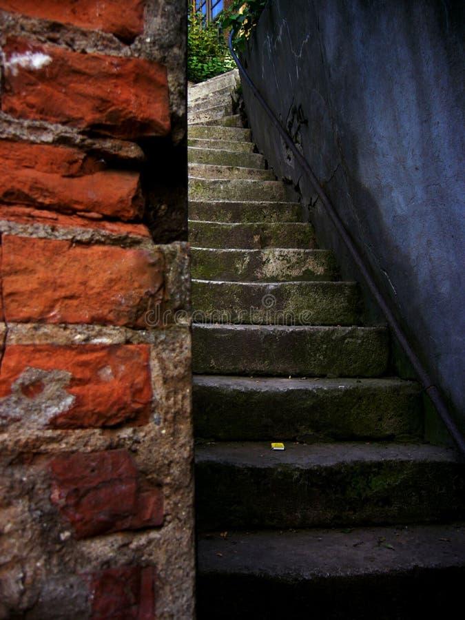 schody. zdjęcie royalty free