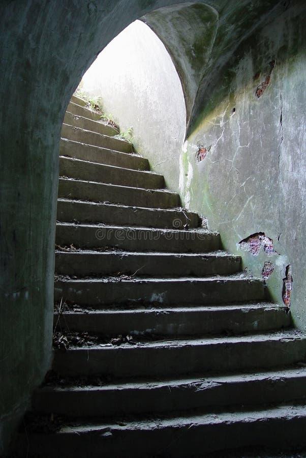 schody. zdjęcie stock