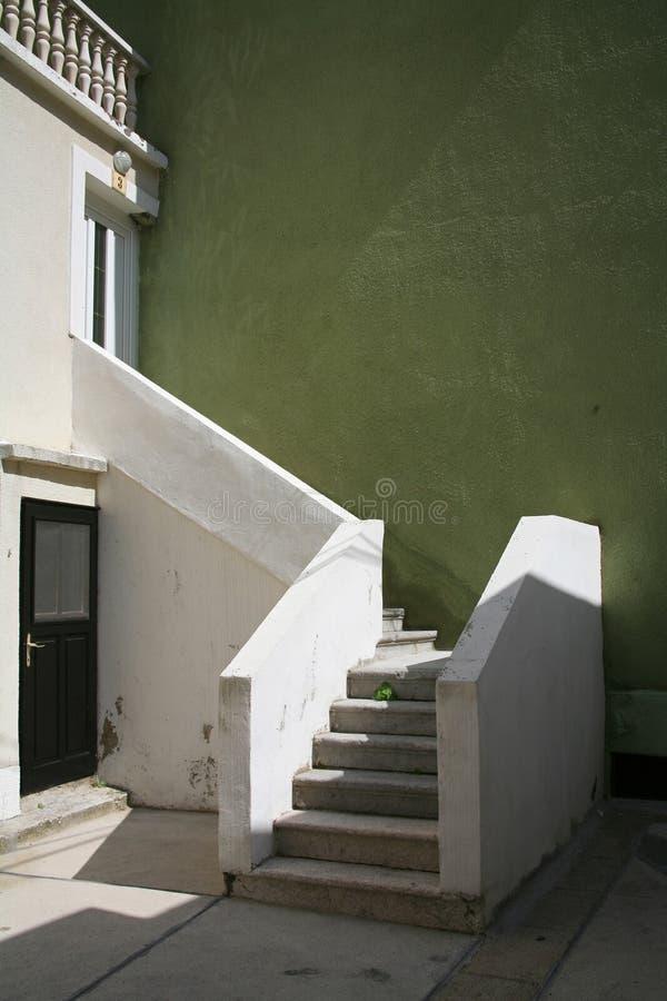 schody. zdjęcia stock