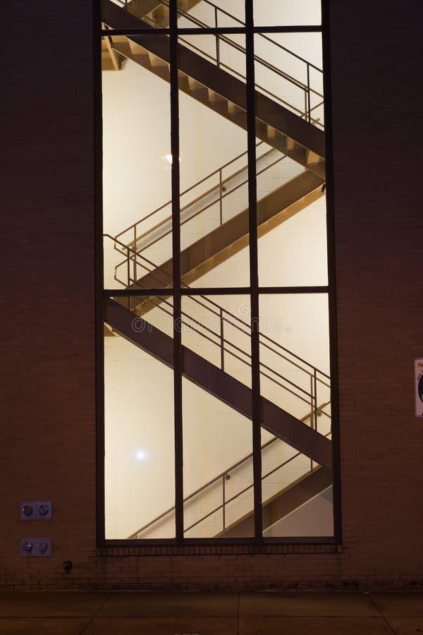 schody miejskich obrazy royalty free