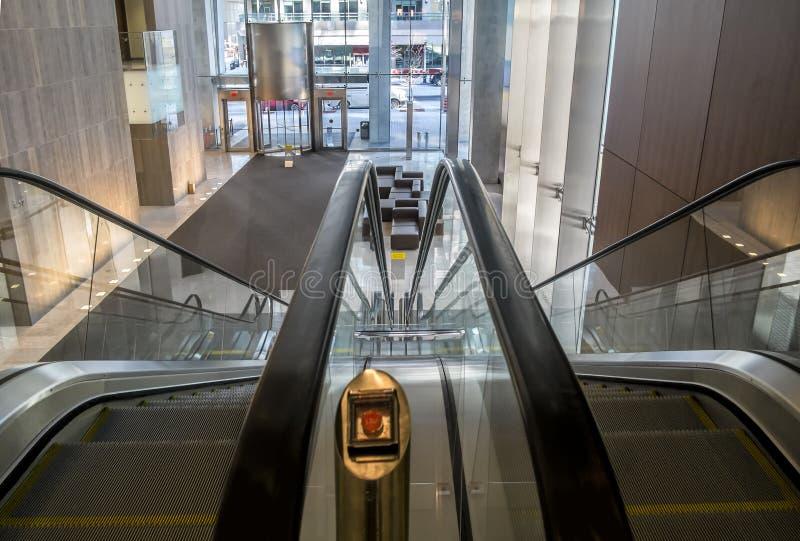 schody ruchu zdjęcie royalty free